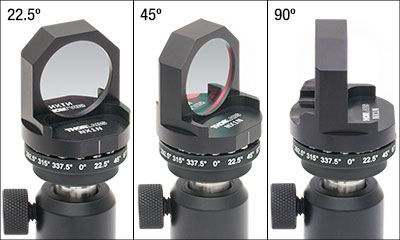 Indexing Optic Mount