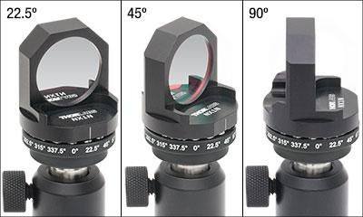 Indexing Optic Mount