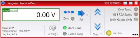 Kinesis Software GUI