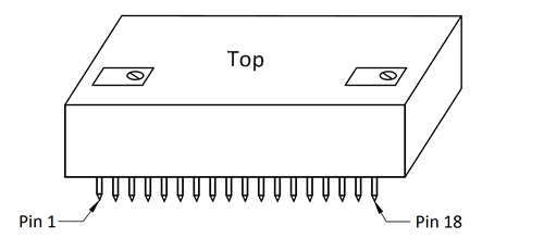 LD2000 Pin Configuration