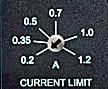 LED Current Limit
