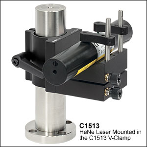 C1503 V-Clamp Mount Application