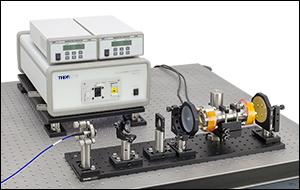 MIR Gas Spectroscopy
