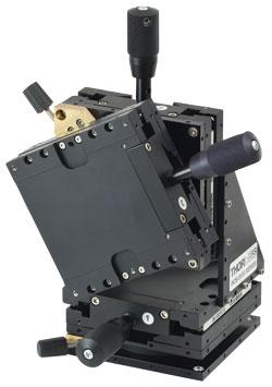 PCS-5000 Micromanipulator Assembly