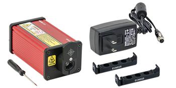 NPL64B Laser System Components