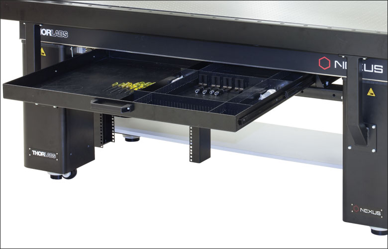 Optical Table Workstation For 1 2 M X 2 5 M X 310 Mm 4 X