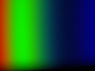 LED Spectrum CCD Image 2