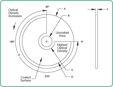 Filter Mechanical Drawing