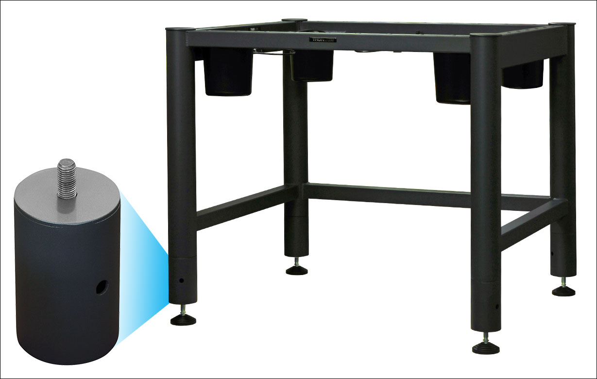 Frame Adapters For Sciencedesk Workstations