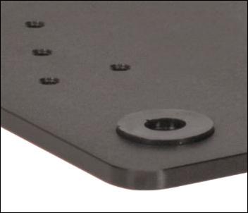 S913A Shelf Mounting Detail