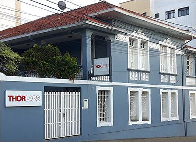 Thorlabs' Brazil Office