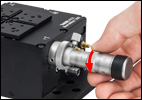 Installing a DRV003 Micrometer