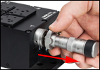 Installing a DRV003 Micrometer