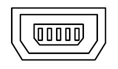 USB Type Mini B