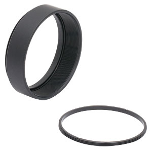 SM2L05 - SM2 Lens Tube, 0.5in Thread Depth, One SM2RR Included