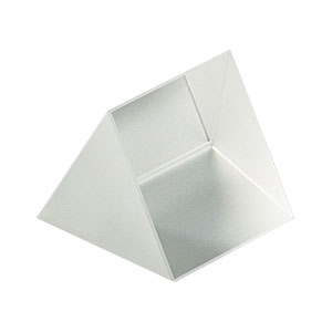 PS858 - F2 Equilateral Dispersive Prism, 20 mm