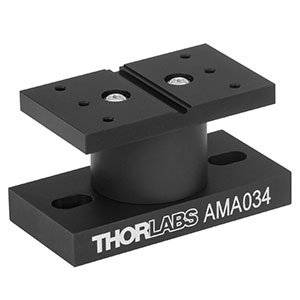 AMA034 - Post for FSC103 Axial Force Sensor, 75 mm Optical Height