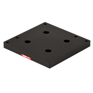 AMA562/M - Mounting Adapter for 3-Axis NanoMax Stages to TravelMax and NRT translation Stages, Metric
