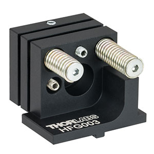 HFG003 - Adjustable Flexure Fiber Chuck Mount