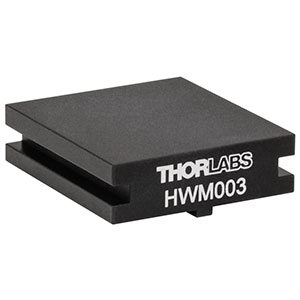 HWM003 - Standard Waveguide Mount, 35 mm Length