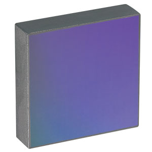 GH25-12U - UV Reflective Holographic Grating, 1200/mm, 25 mm x 25 mm x 6 mm