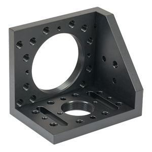 CAM2/M - Right-Angle Bracket for SM1 and SM2 Lens Tubes, Metric Taps
