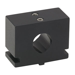 HCS011 - Ø11 mm Collimation Package Mount for Multi-Axis Flexure Stages