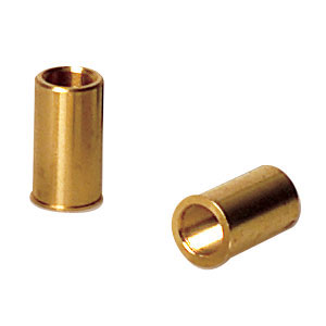 CS25SSN2 - 1/4in -20 X 0.63in Brass Coarse Adjustment Bushing