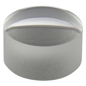 A220-A - f = 11.00 mm, NA = 0.26, Unmounted Rochester Aspheric Lens, AR: 350 - 700 nm