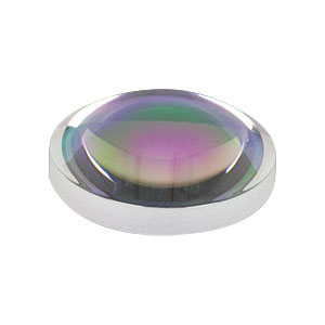 AL1815-C - Ø18 mm S-LAH64 Aspheric Lens, f=15 mm, NA=0.54, ARC: 1050-1700 nm