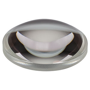 AL5040-A - Ø50 mm S-LAH64 Aspheric Lens, f=40 mm, NA=0.554, ARC: 350-700 nm