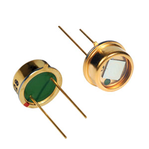 FDG03-CAL - Calibrated Ge Photodiode, 800 - 1800 nm, Ø3.0 mm Active Area