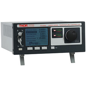 ITC4005 - Benchtop Laser Diode/TEC Controller, 5 A / 225 W