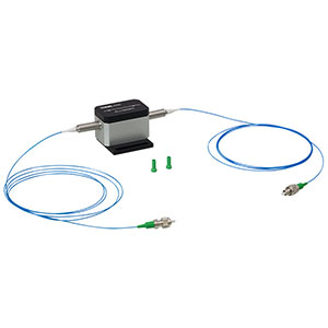 IO-J-1064APC - Fiber Isolator, 1064 nm, PM, 3 W, FC/APC