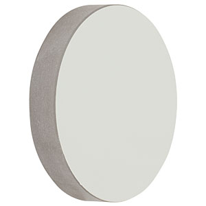 CM750-075-P01 - Ø75 mm Silver-Coated Concave Mirror, f = 75.0 mm
