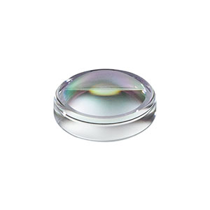352230-C - f = 4.51 mm, NA = 0.55, Unmounted Geltech Aspheric Lens, AR: 1050-1620 nm