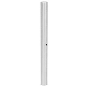 RS300/M - Ø25.0 mm Pillar Post, M6 Taps, L = 300 mm, M4 Adapter Included