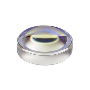 352671-B - f = 4.02 mm, NA = 0.6, Unmounted Aspheric Lens, ARC: 600 - 1050 nm