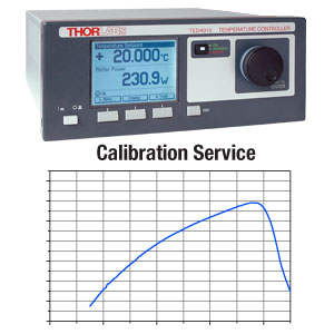 CAL-TED4000 - Recalibration Service for TED4000