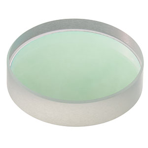 BB1-E03P - Ø1in Back Side Polished, Broadband Dielectric Mirror, 750 - 1100 nm
