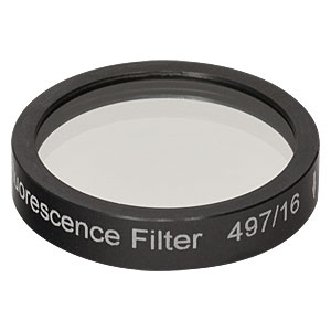 MF497-16 - YFP Excitation Filter, CWL=497 nm, BW = 16 nm