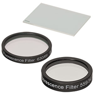 MDF-TXRED - TXRED Excitation, Emission, and Dichroic Filters (Set of 3)