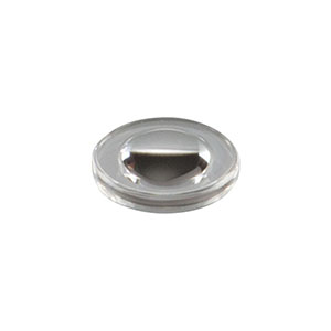 352710-A - f = 1.49mm, NA = 0.50, Unmounted Geltech Aspheric Lens, AR, AR: 400-600 nm