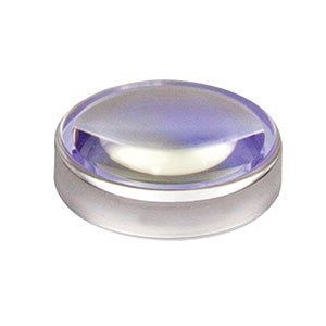 355390-B - f = 2.75 mm, NA = 0.55, Unmounted Geltech Aspheric Lens, AR: 600 - 1050 nm