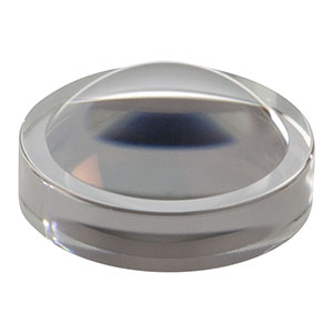 352610-A - f = 4.00 mm, NA = 0.60, Unmounted Geltech Aspheric Lens, AR: 400 - 600 nm