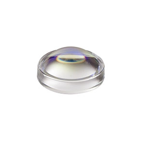 352610-B - f=4.0 mm, NA=0.6, Unmounted Geltech Aspheric Lens, AR: 600 - 1050 nm