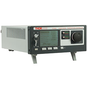 ITC4001 - Benchtop Laser Diode/TEC Controller, 1 A / 96 W