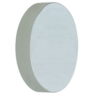 CM750-150-F01 - Ø75 mm UV-Enhanced Al-Coated Concave Mirror, f = 150.0 mm