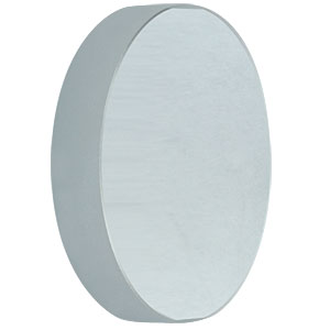 CM750-200-F01 - Ø75 mm UV-Enhanced Al-Coated Concave Mirror, f = 200.0 mm