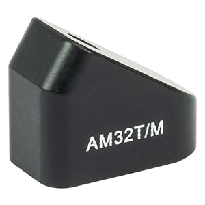 AM32T/M - 32° Angle Block, M4 Tap, M4 Post Mount